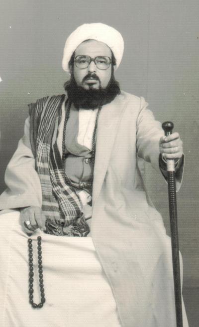 AL HAFIDZ ALHABIB ABDULLOH BIN ABDUL QODIR BIL FAQIH