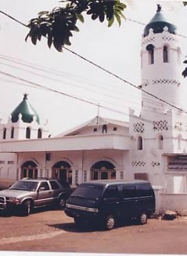 masjid empang bogor