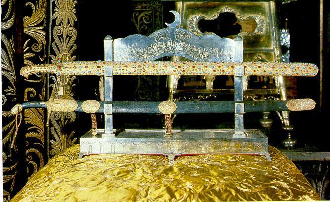 pedang saidina hamzah