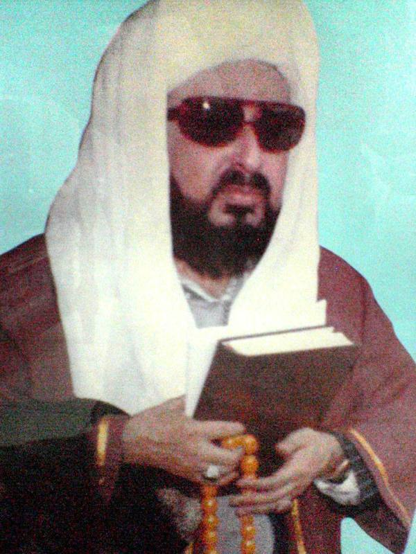 AL MUSNID AL HABIB ABDULLOH BIN ABDUL QODIR BIL FAQIH