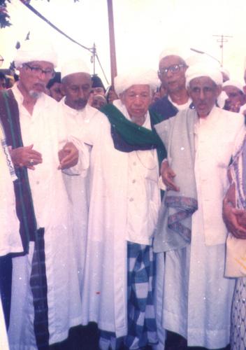 HABIB ABDULLOH SYAMI AL ATHOS (