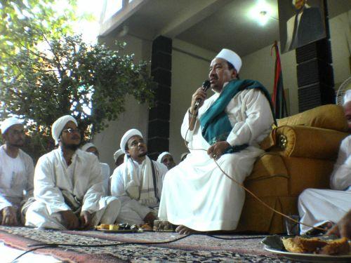HABIB ALI ASSEGAF, HABIB RIZIQ DAN HABIB MUHSIN ALATHOS