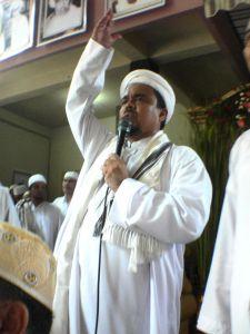 KETUA FRONT PEMBELA ISLAM