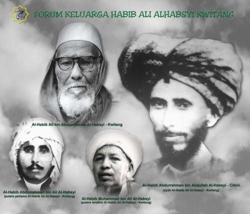 Kluarga Alhabsyi kwitang